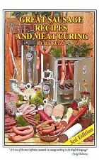 Great Sausage Recipes and Meat Curing by Rytek Kutas (2007, Hardcover)