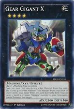 GEAR GIGANT X - (SDGR-EN035) - Common - 1st Edition - Yu-Gi-Oh