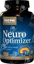 Jarrow Formulas Optimizer, Neuro Inc CDP colina la citicolina Cognizin, X 120 Caps