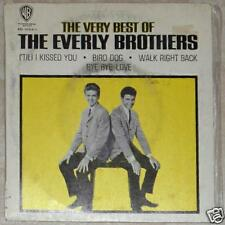 """THE EVERLY BROTHERS ~ 45 EP ~ 7"""" VINYL DISC1965 ~ MONO IMPORTED FROM AUSTRALIA"""