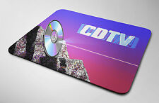 Retro Commodore CDTV Boot Mouse mat (CBM Amiga Mousemat Mouse Pad)