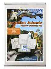 Australian Animals Plaster Hobby Mould Kit