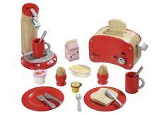 howa Frühstücksset mit Toaster und Kaffeemaschine 48562