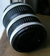 Canon FD fit  Auto extension tubes made in japan 12mm 21mm 32mm