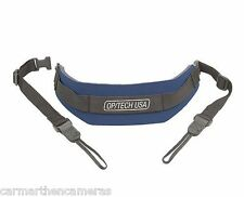 OP/TECH Pro Loop Strap for Professional Camera/DSLR/Large Binoculars - Navy
