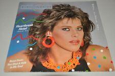 """C.C. Catch - Heartbreak Hotel - Pop 80er - 12"""" Maxi Vinyl Schallplatte LP"""