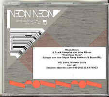 Neon Neon - Stainless Style UK CD Super Furry Animals