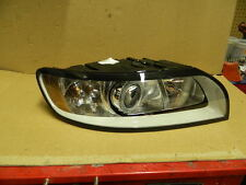 VOLVO S40 RH HEADLIGHT ASSEMBLY passenger side 2008-2011 HALOGEN OEM