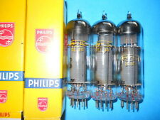 3 x EL84 RTC BY PHILIPS HOLLAND MATCHED PAIR + 1 SINGLE
