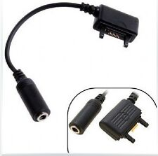 2pcs 3.5mm Audio Adapter For Sony Ericsson W580 K750i