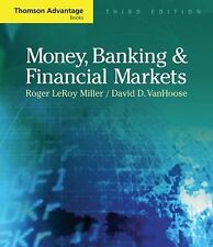 Money, Banking, and Financial Markets (Thomson Advantage Books), 3rd-ExLibrary