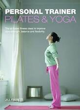 Pilates and YogaPersonal Trainer, Everett, Jill, Very Good Book