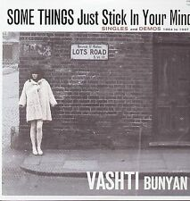 Vashti Bunyan Some Things Just Stick In You Mind Singles vinyl LP NEW sealed