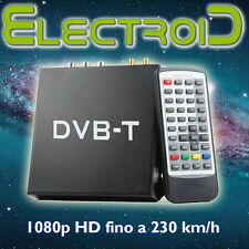 EONON V0052 DVB-T 1080P HD ANTENNA DIGITALE TERRESTRE AUTO DIGITAL RECEIVER 24H*