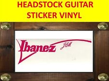 IBANE JEM MAGENTA PEGATINA STICKER GUITAR VISIT OUR STORE WITH MANY MORE MODELS