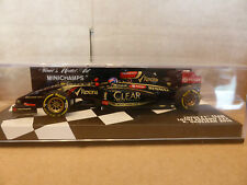 Minichamps 1:43 Romain Grosjean Lotus Renault E22 F1 2014 Race car