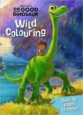 The Good Dinosaur Wild Colouring Book - New