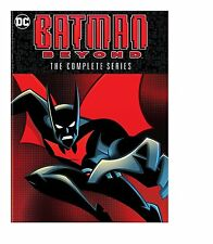 Batman Beyond . The Complete Series . Season 1 2 3 . Of The Future . 9 DVD . NEU