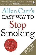 ALLEN CARR'S EASY WAY TO STOP SMOKING - BRAND NEW