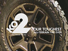 LT 285/75/16 285 75 16 BF Goodrich All Terrain T/A KO2 RWL - Made in U.S.A