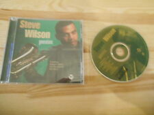 CD Jazz Steve Wilson - Generations (9 Song) GRP / STRETCH REC - cut out -