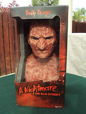 Silicone Officially licensed Freddy Krueger Limited edition mask