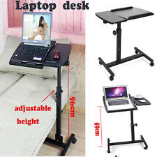 Adjustable Portable Laptop Table Desk Sofa Bed Tray Computer Notebook Stand Lap