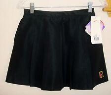 Nike Hunter Green Pleated Tennis Skirt Size 8 NEW Soft-Trek Fabric Golf