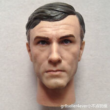 Custom 1/6 Scale Inglourious Basterds Hans Landa Head Christoph Waltz Sculpt