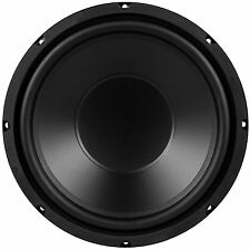 "NEW 12"" SVC Subwoofer Bass.Speaker. 4 ohm.Sub.woofer.120w.RMS.Car Audio"