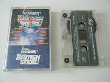 METAL HAMMER BEST OF BRITISH STEEL CASSETTE SABBAT VIRUS RE-ANIMATOR MANTAS +++