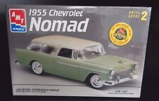 New Sealed ERTL AMT 1955 Chevrolet Nomad 1:25 Scale Model Kit