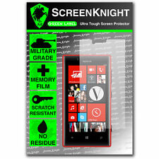 ScreenKnight Nokia Lumia 720 FRONT SCREEN PROTECTOR invisible Military shield