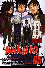 Naruto Volume 65  Masashi Kishimoto       Manga NEW