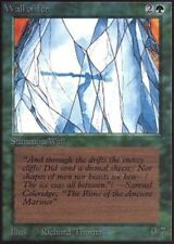 MTG magic cards 1x x1 Light Play, English Wall of Ice Unlimited