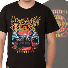 MALEVOLENT CREATION-RETRIBUTION-T-SHIRT-XX-LARGE-RARE