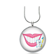 Teeth Necklace - Dentist Gift - Gifts for Her - Jewelry