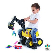 Sitzbagger Mobby-Dig Kinderbagger Rutscher Bagger Rutschauto Sandbagger 544-10