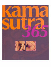 Ann Summers Kama Sutra 365 Adult Book Sex Positions Sexual Guide Handbook New