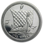 Isle of Man 1 oz Platinum Noble Coin - Random Year - Proof