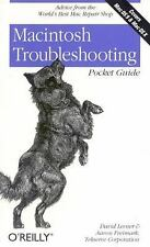 Macintosh Troubleshooting Pocket Guide for Mac OS: Advice from the World's Best