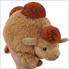 """SQUISHABLE Plush Mini Camel 7"""" stuffed animal AMAZINGLY SOFT"""
