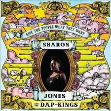 Sharon Jones & The Dap-Kings - Give The People What They Want [LP] (w/download)