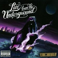 Live from the Underground [PA] * by Big K.R.I.T. (CD, Jun-2012, Def Jam (USA))