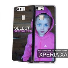 2d Sony Xperia xa individual funda de móvil con foto estampada, FUNDA, BUMPER, PROTECCIÓN