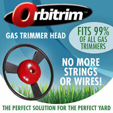 Popular Garden Lawn Tool Orbitrim Gas Trimmer Head No String As Seen On TV BU