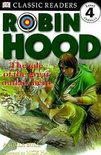 DK Readers: Robin Hood (Level 4: Proficient Readers), DK Publishing, Bull, Angel