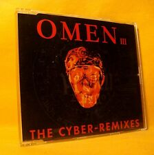 MAXI Single CD Magic Affair Omen III (The Cyber-Remixes) 3TR 1994 Euro House