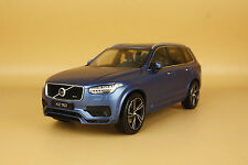 1/18 Welly GTA All New Volvo XC90 Sport Version blue color + GIFT
