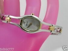 S63:New $55 Relic by Fossil Women's Analog Half Bangle Watch